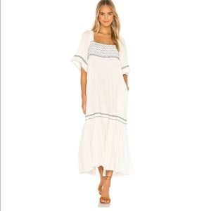 Free People I'm the One Maxi Dress NWT